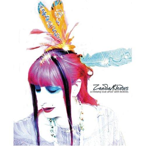Zandra textile book