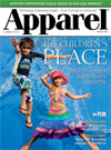 Apparel Magazine October 2009 cover