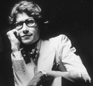 Yves-Saint-Laurent-fashion-designer