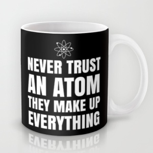 Creative Angel Atom Mug